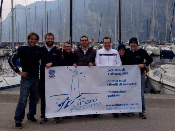 Il Faro Azzurro a Riva del Garda