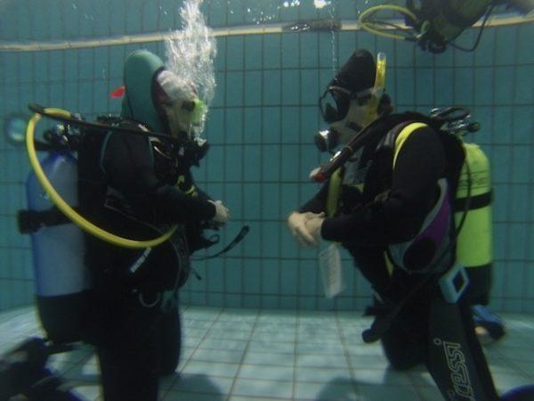 Corso Junior Scuba Diver Marzo 2014