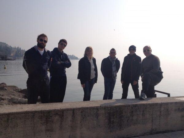 Immersione al Casinò di Gardone Riviera (BS)